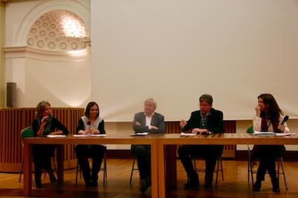 Table ronde avec le Ministre Jean-Claude Marcourt