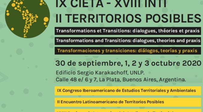 INTI18-La Plata (argentina) => Report