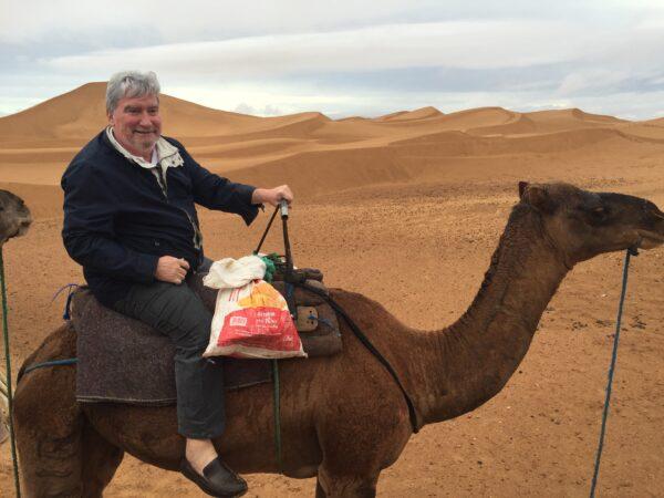 Jean-Jacques Girardot, Ouarzazate, 24/10/2015